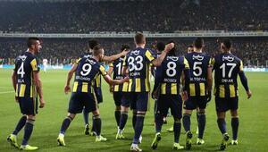 Süper Lige Fenerbahçe damgası