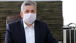 Cumhurbaşkanı Erdoğanın katıldığı toplantı için test yaptıran belediye başkanı pozitif çıktı