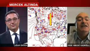 Son dakika haberler... Meteoroloji Uzmanı Prof. Dr. Kadıoğlu: 20 yılda bir görülen bir olay