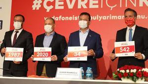 Vodafone İstanbul Yarı Maratonunun tanıtım toplantısı gerçekleştirildi