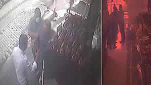 İranlı iş insanını kaçıran şüpheliler kamerada