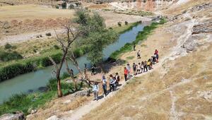 Doğa harikası Habeş Kanyonu ziyaretçilerini bekliyor