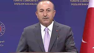 Son dakika... Akdenizde Yunanistanla gerilim Bakan Çavuşoğlundan flaş açıklamalar...