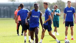 Trabzonsporda Beşiktaş mesaisi başladı