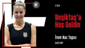 Basketbol haberleri | İrem Naz Topuz, Beşiktaşta