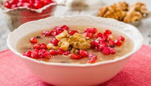 Gönül rahatlığıyla yiyin İşte diyet yapanlara özel şekersiz aşure tarifi