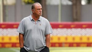 Galatasarayda Gaziantep FK hazırlıkları devam ediyor