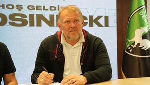 Robert Prosinecki: Sahada ofansif bir Denizlispor olacak