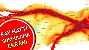 Fay hattı haritası: Evimin altından fay hattı geçiyor mu İşte MTA Türkiye fay hatları sorgulama ekranı