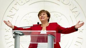 IMF Başkanı Georgieva: Dünya ekonomisinde bazı toparlanma işaretleri görüyoruz