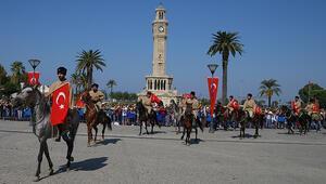 9 Eylül İzmir'in Kurtuluşu kutlanıyor İşte 9 Eylül İzmir'in Kurtuluşu ile ilgili mesajlar ve sözler