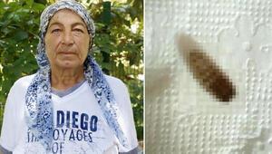 Sinüslerinden 11 kurtçuk çıktı
