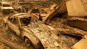 ABDde yangın kabusu bitmiyor