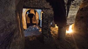 İstanbulun 1000 yıllık Seferikos Sarnıcı