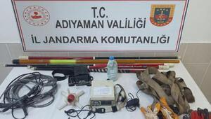 Boru hattından petrol çalan 5 kişi gözaltına alındı