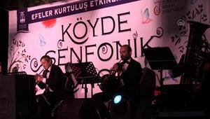 Aydında Köyde Senfonik Konser etkinliği