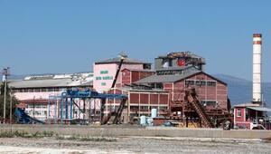 Burdur Şeker Fabrikasında kampanya dönemi başladı