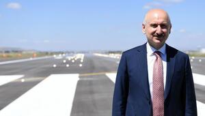 Bakan Karaismailoğlu: Havacılıkta güven ve yolcu sayımız artıyor