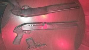 Eskişehir'de tekel bayiini silahla yaralayan şüpheli yakalandı