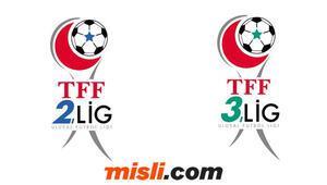 Misli.com 2. Lig ile 3. Ligde ilk yarı programı açıklandı