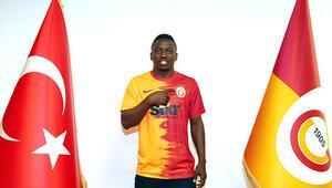 Son Dakika | Galatasaray, Etebo transferini resmen açıkladı