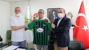 Akhisarspor sponsorunu buldu Sözleşme imzalandı...