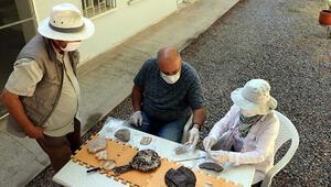 6 bin yıllık Kültepede idol bulundu
