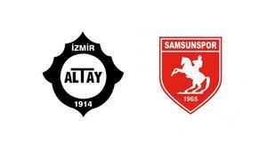 Altay, Samsunspor'la 9 yıl sonra Pazar günü...