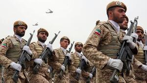 İranda silahlı gruplara yönelik kapsamlı operasyon