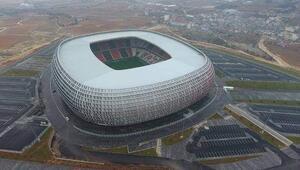 Gaziantep Kalyon Stadı yoğun bir maç trafiğine girecek