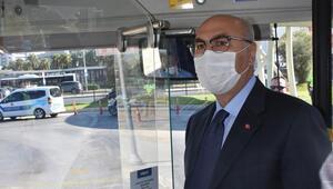 Vali Köşger: İzmirde koronavirüs kontrol altında