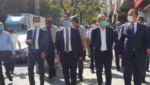 Bursa Valisi: Karantinayı ihlal eden 60 kişi hakkında suç duyurusunda bulunduk