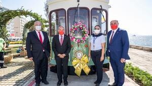 Nostaljik tramvaylara büyük ilgi