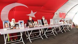 HDP önündeki eylemde 374üncü gün