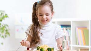 Çocuklarda dengeli beslenme dikkat ve konsantrasyonu artırıyor