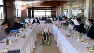BAKA Yönetim Kurulu Burdurda toplandı