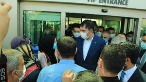 Bakan Kurum: Elazığ ve Malatya'da yapılan işlerin mali tutarı yaklaşık 7 milyar lirayı buluyor