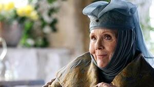 Ünlü İngiliz oyuncu Diana Rigg hayatını kaybetti