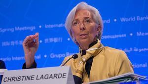 ECB Başkanı Lagarde: Son gelen veriler devam eden toparlanmaya işaret ediyor