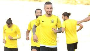 Yeni Malatyaspor, Fatih Karagümrük maçı hazırlıklarını sürdürdü