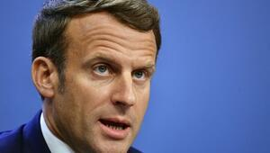 Son dakika haberi: Fransa Cumhurbaşkanı Macrondan Türkiye açıklaması