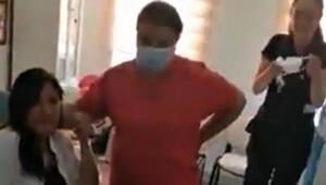 Sağlık ocağında dehşet Hemşireleri dövdü, hasta yakınını bıçakladı