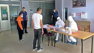 'Karantina kaçakları'na yurt cezası