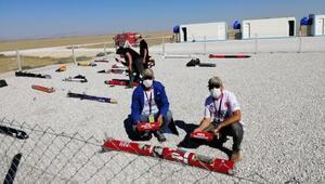 Düzcenin Roket Takımından Teknofestte büyük başarı