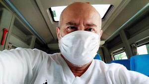 2 aydır koronavirüs tedavisi gören gazeteci: 3 kez kalbim durmuş