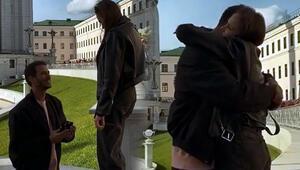 Sevgilisi evlilik teklifini kabul edince... Tuan Tunalının gözyaşları
