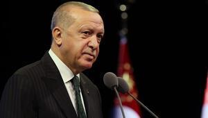Son dakika: Cumhurbaşkanı Erdoğandan Ertuğrul Gaziyi anma mesajı