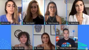 Kadınlar için online zorbalığa karşı proje geliştirdiler