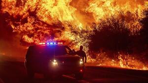 ABDde orman yangınları söndürülemiyor: Ölü sayısı 15e yükseldi
