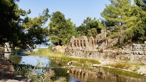 Olympos Antik Kenti Nerede Olympos Antik Kenti Hakkında Bilgi, Tarihi, Efsanesi, Giriş Ücreti Ve Ziyaret Saatleri (2020)